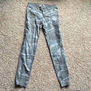 Lightly Used Camouflage Pants